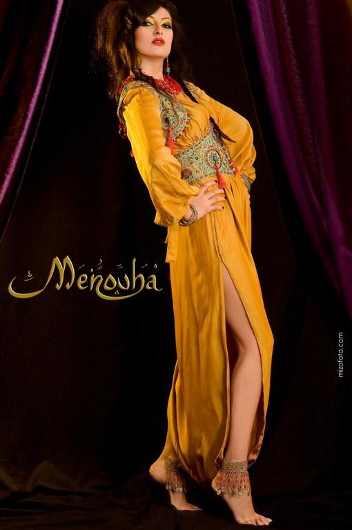Elle ouvre sa boutique en Janvier 2008 en plein centre d'Alger.