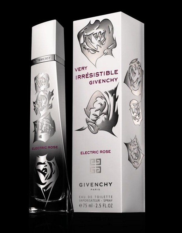 Givenchy Irrésistible Electric Electric Irrésistible Rose Very Givenchy Very m80vwPyNnO