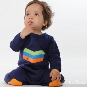 Combi bleu Callejon Conscients 0 18 mois (Copier)