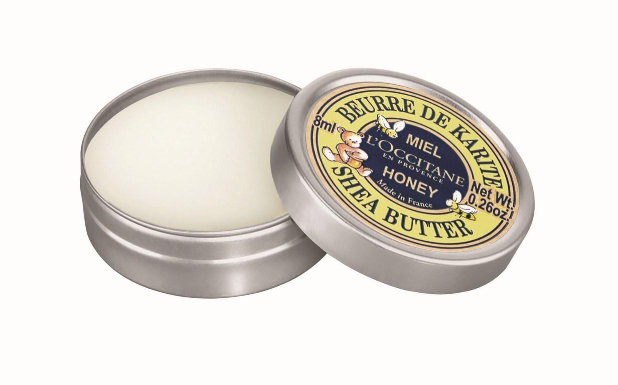 Beurre de karit et miel les soins bio chez l occitane - Beurre de karite utilisation ...