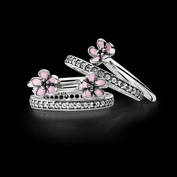 Pandora splendeur florale ce printemps