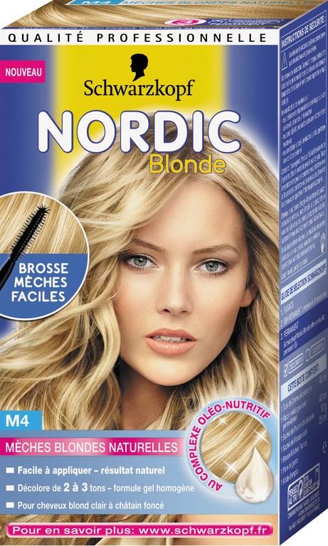 prolongez votre blond de l t avec nordic blond. Black Bedroom Furniture Sets. Home Design Ideas