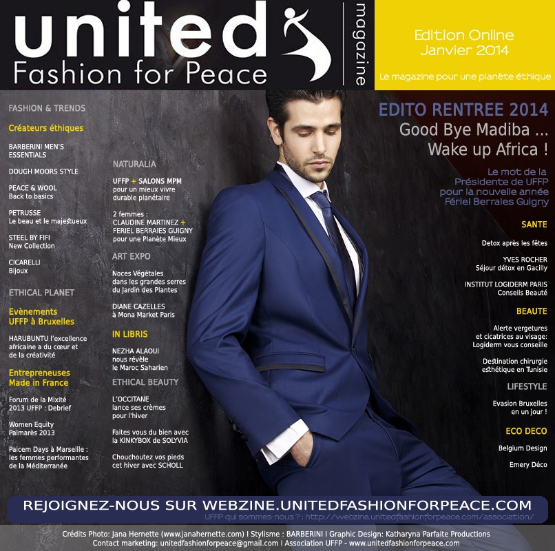 NEW COVER EUROPE JANVIER 2014 MODIF TITRE