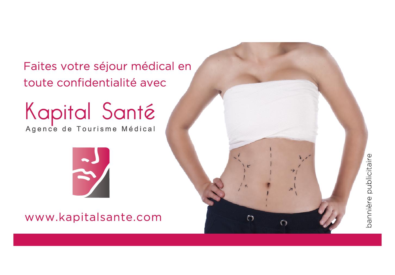 kapital santé logo + bann