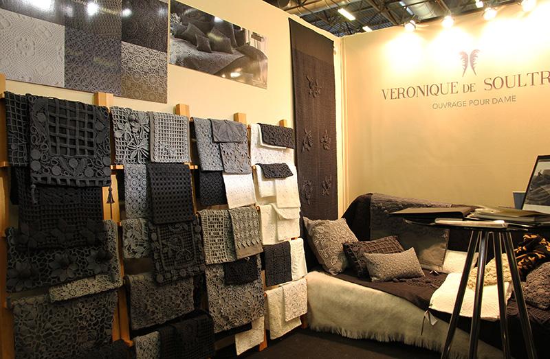 ouvrage pour dame par veronique de soultrait. Black Bedroom Furniture Sets. Home Design Ideas