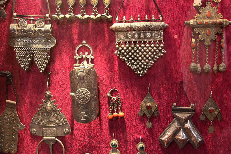 Spirale Bijoux Berberes Touaregs Et Anciens Decoration Artisanat Et Objets Africains