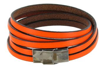 les_poulettes_fr_bracelet_cuir_Orange_bd_19_euros_vipress
