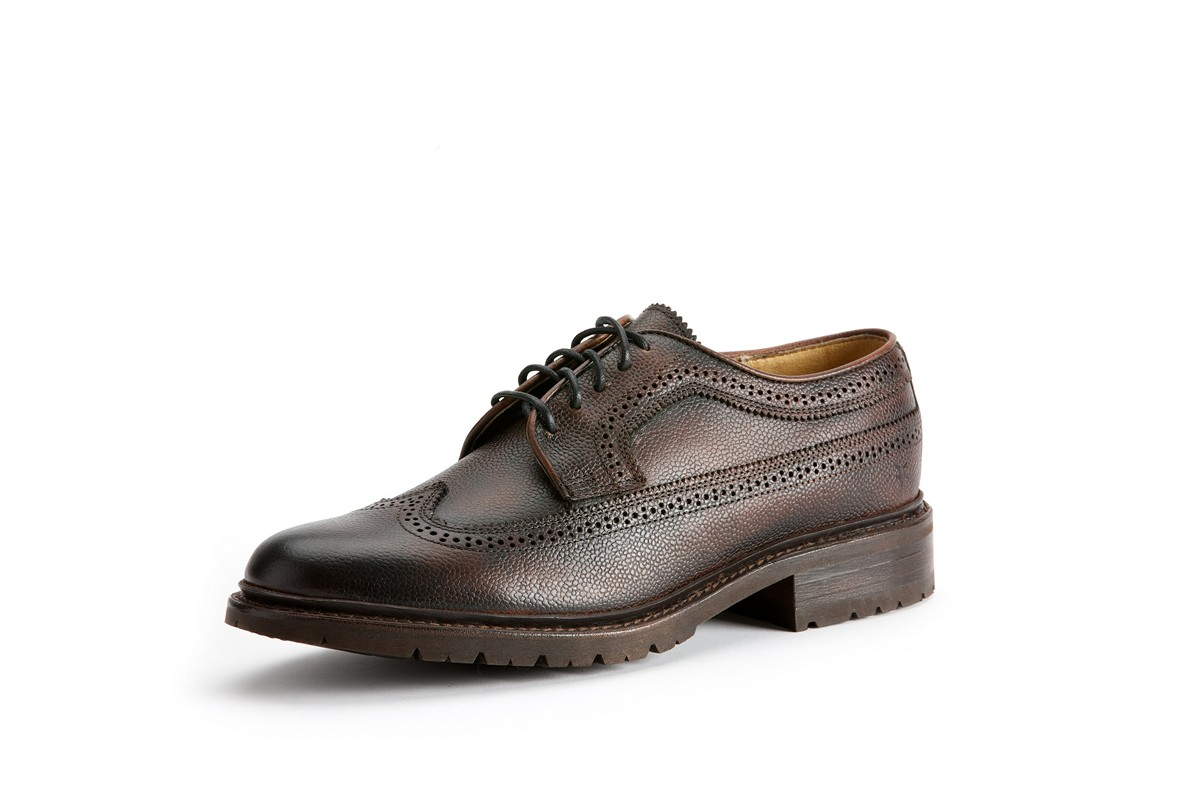 JAMES LUG WINGTIP