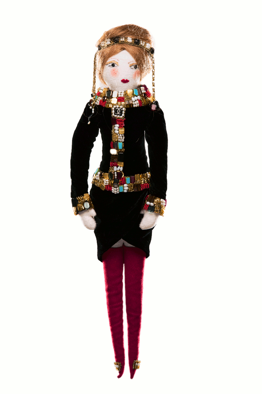Frimousse Chanel par Karl Lagerfeld
