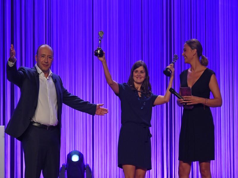 Cérémonie des remise du prix de la Victoire de la Beauté