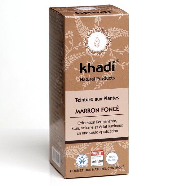 coloration-bio-Khadi-marron-fonce