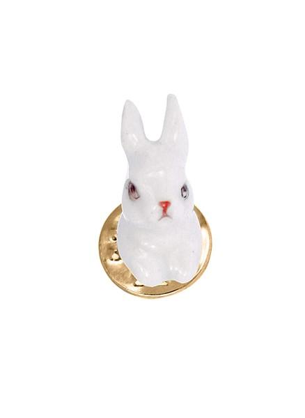 P001 White Mini Rabbit Pins (1) (Copier)