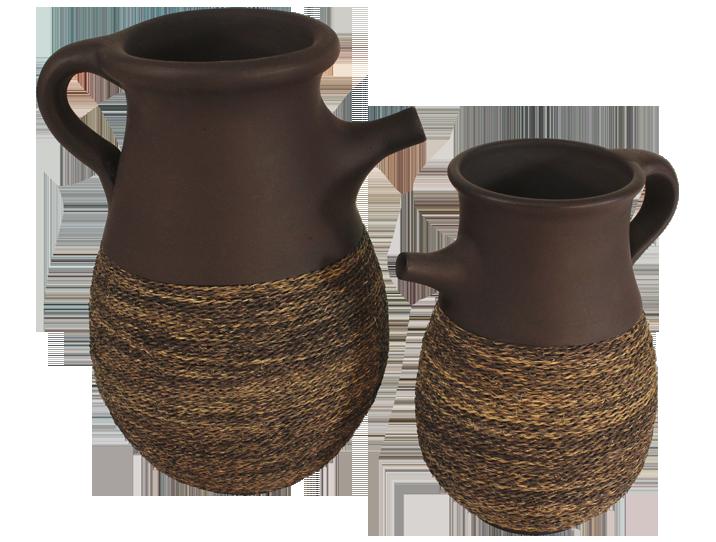 Pichet_dodu_ceramique_fibre_vegetale _AC01PD01_image 3