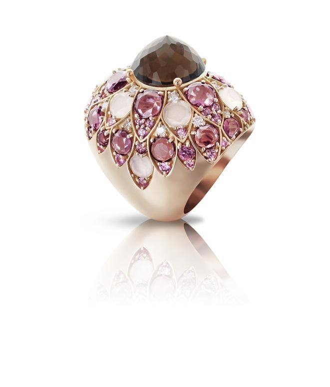 PASQUALE BRUNI Collection LADY TAJ quartz fumé