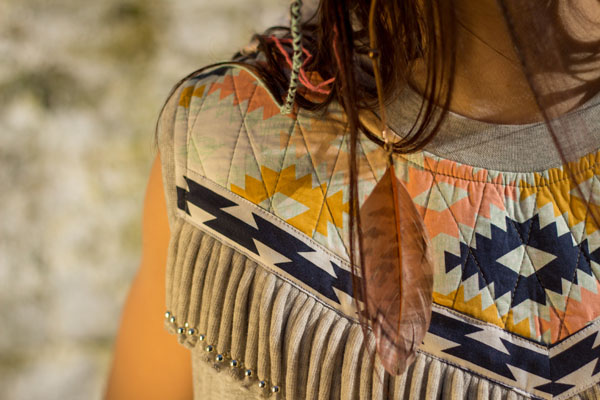 Native femme