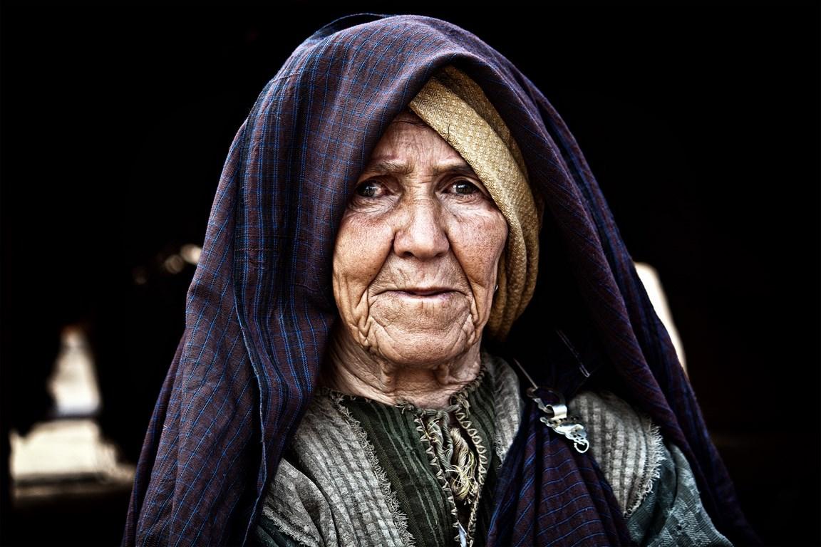 Femme-du-Sud-Tunisien