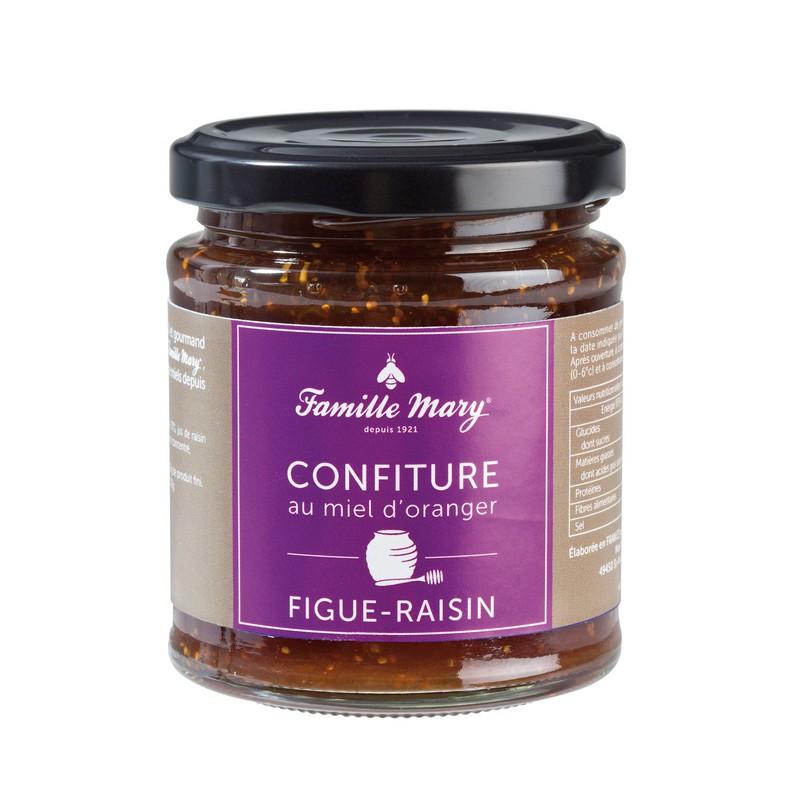 Famille Mary Confitures Figues-Raisin (Copier)