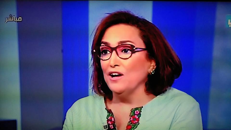 Maitre Bochra Bel Hadj Hamida avocate et femme politique