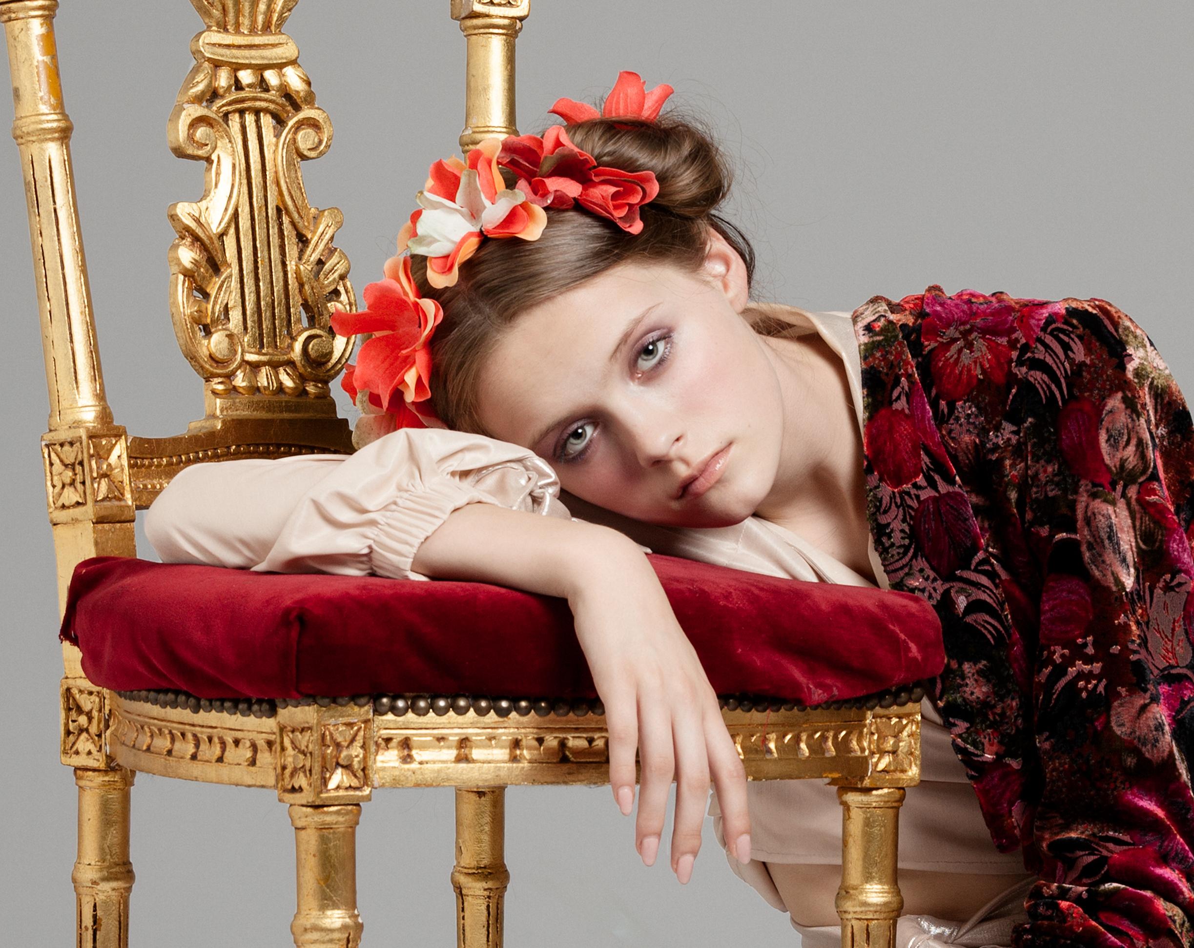 Beata Bourillon couronne de fleurs jpg