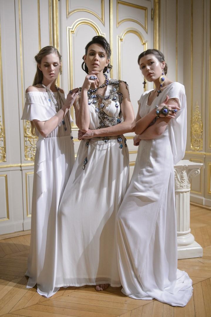 Présentation joaillerie d'art ABE by Ariane Chaumeil collection printemps été 2018