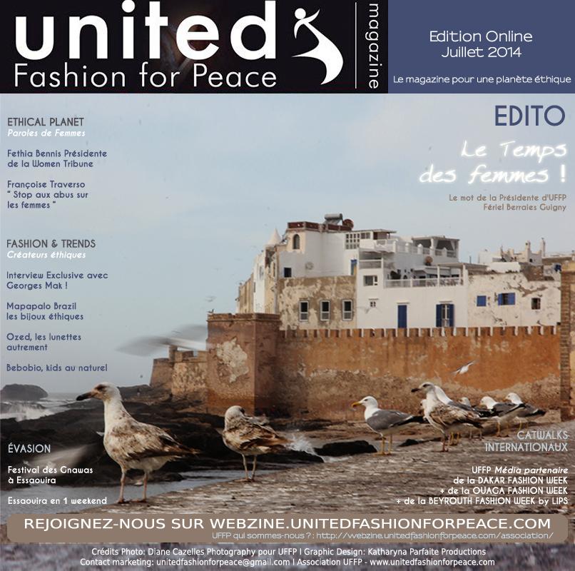 ancienne couverture de l'édition 2014 de la WTE avec UFFP PHOTO DIANE CAZELLES