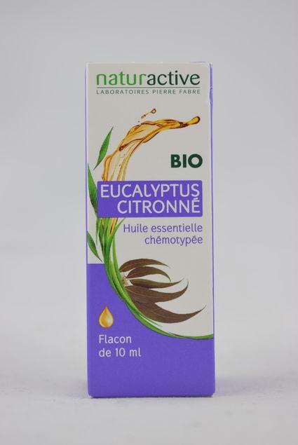 natura eucalyptus citronné 10ml 0.07