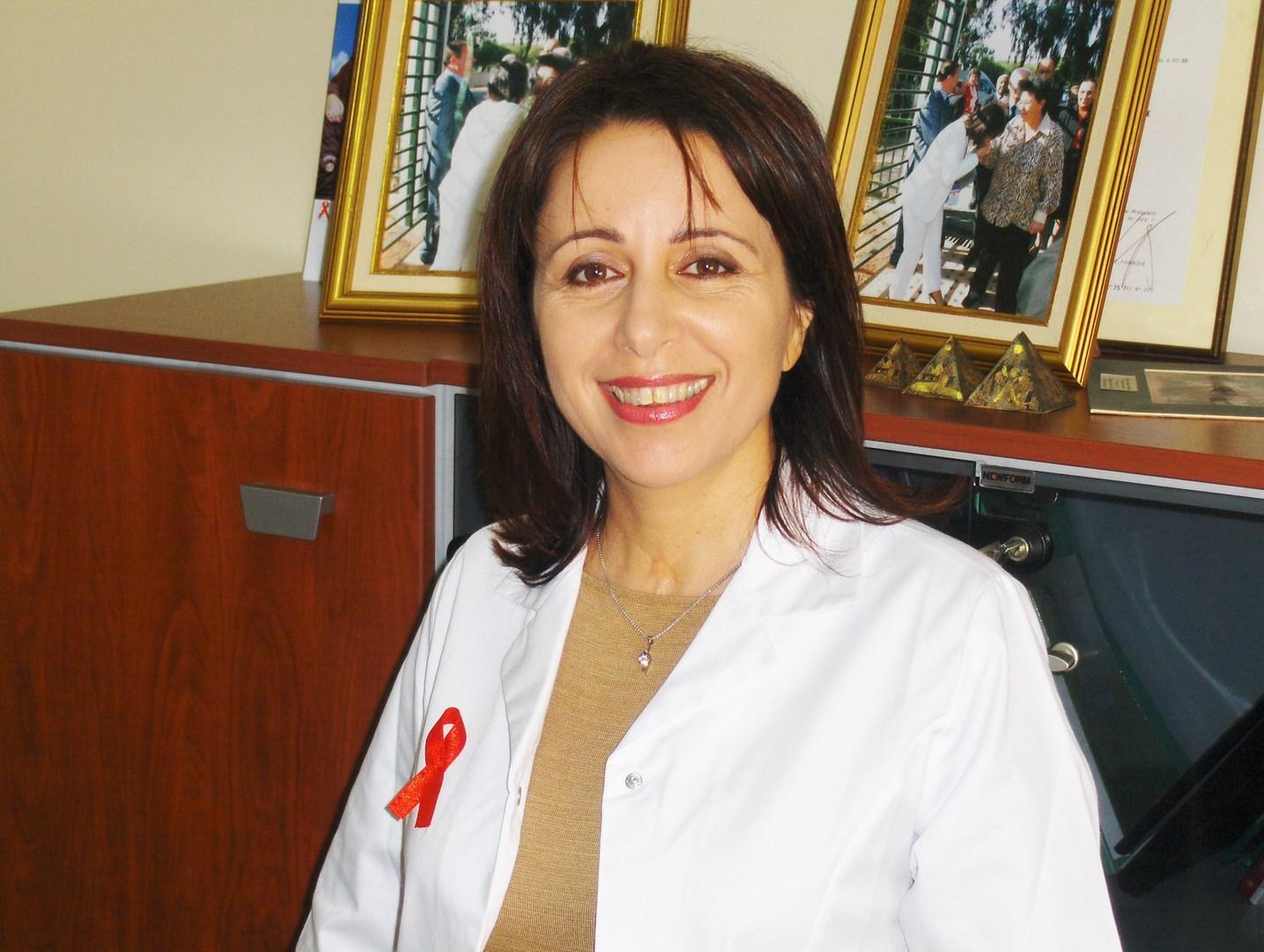 Dr Bezad Nadia Présidente OPALS Maroc Vice  Présidente OPALS Afrique
