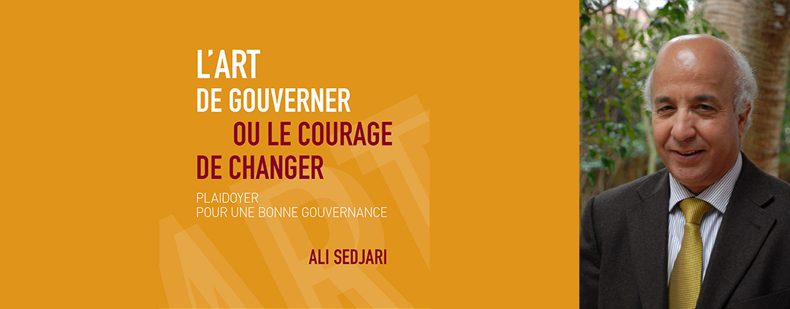 Ali Sedjari, juriste, Professeur des Universités et humaniste