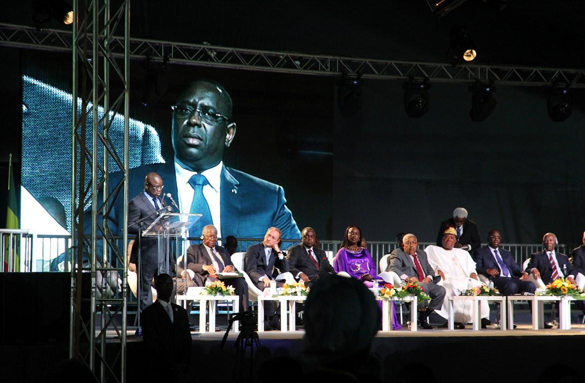 Africités Dakar une ancienne édition où UFFP fut présente aussi