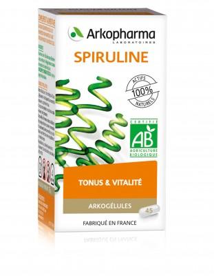 Akg-Spiruline-BIO-45-10-MF