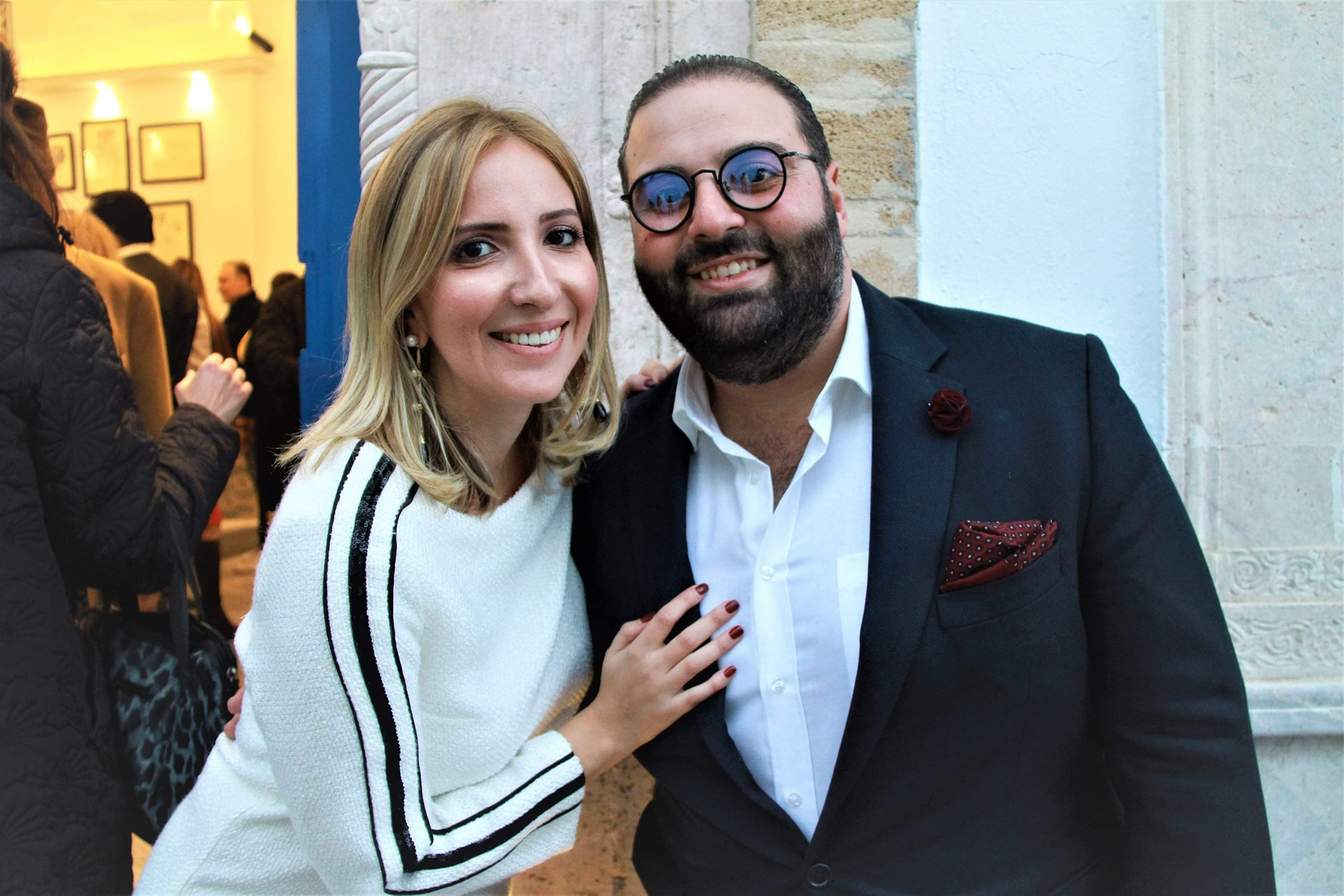 Nour Ben Abdallah Chérif et Aly Chérif