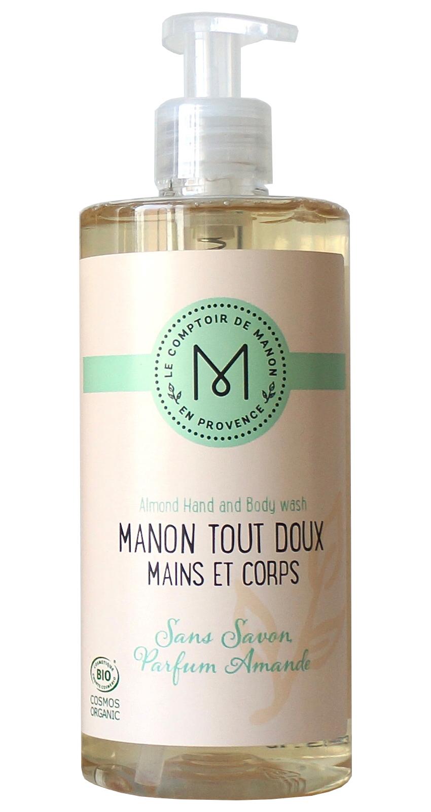 505231 - Manon tout doux Amande 500ml