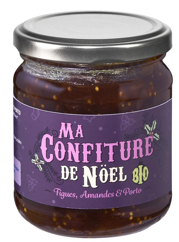 MA CONFITURE DE NOEL BIO bd